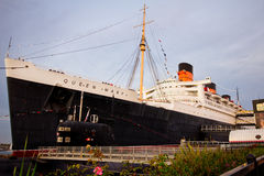 Queen Mary Image libre de droits