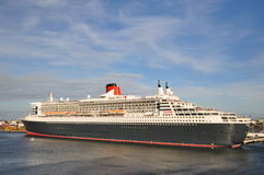 Queen Mary 2 Royaltyfri Fotografi