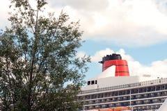 Queen Mary 2 Fotografía de archivo