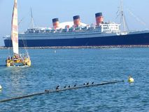 Queen Mary 4 Royalty Free Stock Image