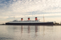 Queen Mary Immagine Stock