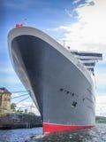 Queen Mary Foto de archivo libre de regalías
