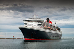 Queen Mary 2 Royalty Free Stock Images