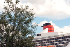 Queen Mary 2 Stock Photography