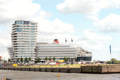 Queen Mary 2 Stock Photos
