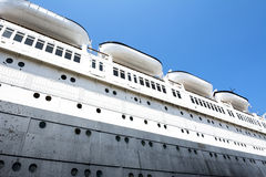 Queen Mary Hull Royalty Free Stock Photos