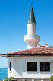 Queen Mary's castle from Balchik Royalty Free Stock Photos