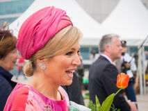 Queen Maxima of the Netherlands, spouse of King Willem-Alexander Stock Photography