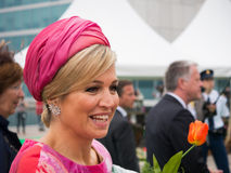 Queen Maxima of the Netherlands, spouse of King Willem-Alexander Stock Photos
