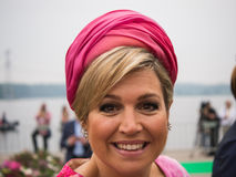 Queen Maxima of the Netherlands, spouse of King Willem-Alexander Stock Images
