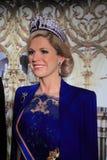 Queen Maxima Zorreguieta royalty free stock photography