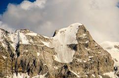 Queen of Mountains. Malika Purbat, beautiful view from lake Sail ul malook at naran , northern areas of pakistan Stock Images