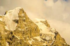 Queen of Mountains Stock Photo