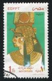Queen Nefertari Stock Photos