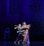 """Queen Nulida- ballet """"One Thousand and One Nights"""" Stock Photography"""