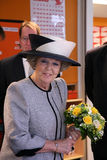 Queen Of The Netherlands - Beatrix Royalty Free Stock Image