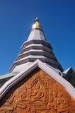 Queen& x27; pagoda Tailandia de s Imagen de archivo