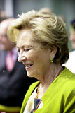 Queen Paola of Belgium Royalty Free Stock Photography