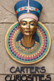 Queen of Pharaoh Stock Image