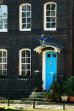 Queen& x27; s在伦敦塔的房屋建设 免版税库存图片