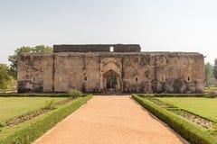 Queen`s bath, Hampi, Karnataka, India. Queen`s bath in Hampi, Karnataka, India, Asia royalty free stock photos