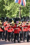 The Queen's Birthday Parade Stock Photography