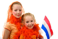 Queen's day Stock Images