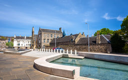 The Queen's Gallery at the Holyrood Palace Royalty Free Stock Images