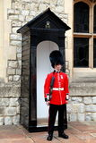 Queen's Guard. The Queen's Guard and Queen's Life Guard is mounted at the royal residences that come under the operating area of the British Army's London Stock Images