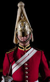 A Queen's Guard Stock Image