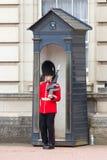 Queen's Guard Royalty Free Stock Photos
