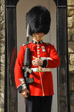 Queen's Guard Royalty Free Stock Photos