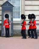 The Queen's Guard Stock Photography