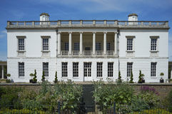 Queen`s House at Greenwich, London Royalty Free Stock Photo