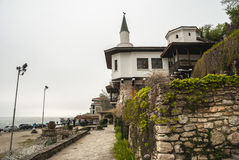 Queen's Mary of Romania Castle in Balchik Royalty Free Stock Photo