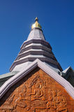 Queens Pagoda Thailand Stock Image