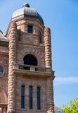 Queen's Park Building Architectural Detail Stock Photography