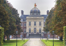 Queen's Residence. Dutch Queen Beatrix residence (Huis ten Bosch) in The Hague, Holland Stock Images