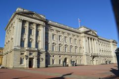 Queen`s Residence Royalty Free Stock Image