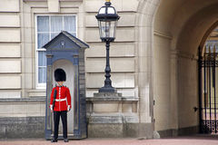 Queen's Royal Guard Stock Images