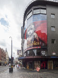 Queen`s Theatre, London Stock Photography