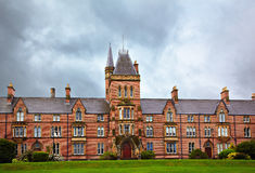Queen's University of Belfast Stock Photography