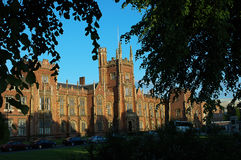 Queen's university Belfast Royalty Free Stock Image