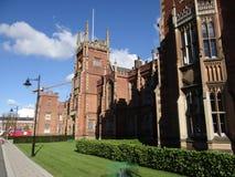 Queen's University Belfast royalty free stock photo