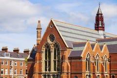 Queen's University of Belfast. Belfast, Northern Ireland, United Kingdom royalty free stock images