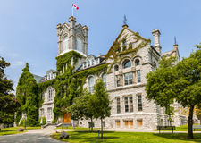 Queen's University Theological Hall building Stock Photography