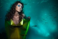 Queen of the sea Royalty Free Stock Images