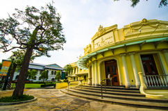 Queen Sirikit Museum. This is The Queen sirikit Museum in bangkok from thailand Royalty Free Stock Photos