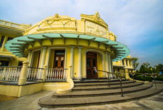 Queen Sirikit Museum. This is The Queen sirikit Museum in bangkok from thailand Stock Photos