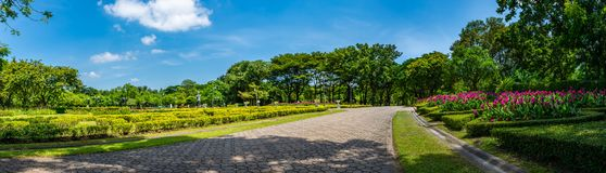 Queen Sirikit Park royalty free stock photo